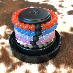 Lokai Bracelets- 5 Pack